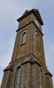 foxdale clock tower