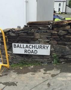 Ballachurry Road