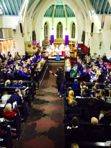 st-johns-school-carol-service