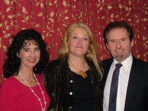 November 2011 – Geoffrey & Suzie: dinner with Laura Sandys MP for South Thanet