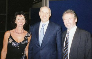 Geoffrey and Suzie with Ian who? (sorry Mr. Duncan Smith)